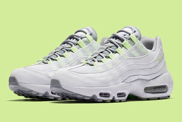Nike Air Max 95 Bleach Volt 1 Copy
