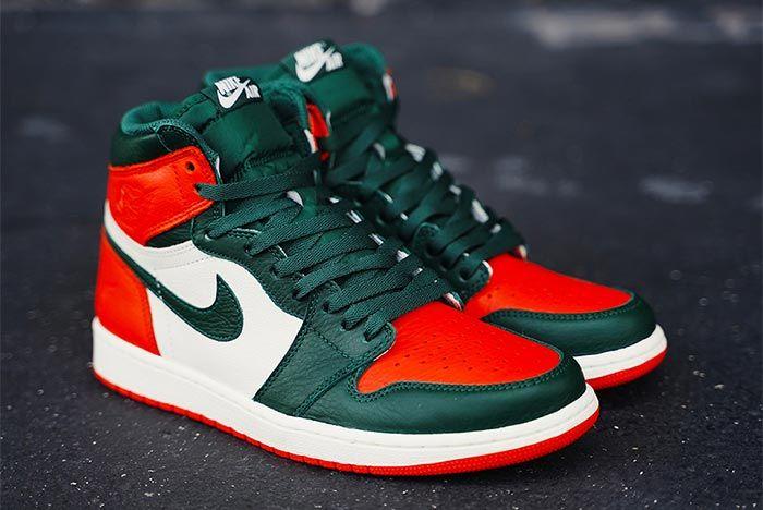 Solefly Nike Air Jordan 1 Miami Art Basil 4