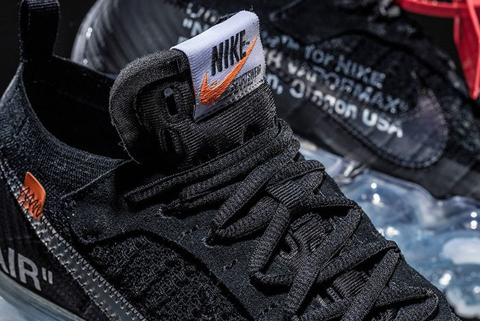 Off White X Nike Air Vapormax 4