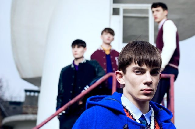 Raf Simons Fred Perry Aw13 Collection 7
