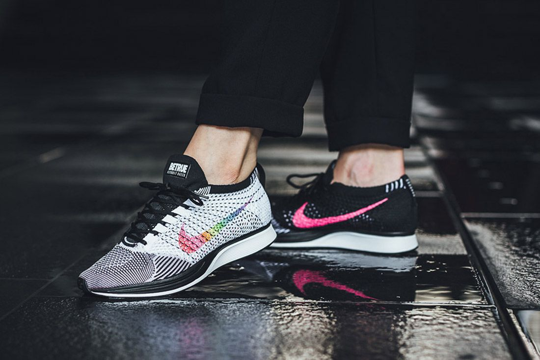 Nike Flyknit Racer Be True 4
