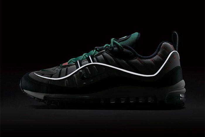 Release Reminder Nike Air Max 98 South Beach 2
