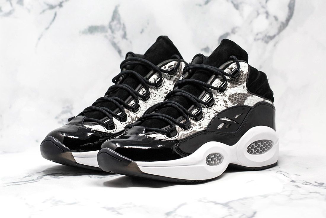 Bait X Reebok Question Mid Snake 2 0 1