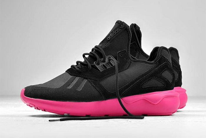 Adidas Tubular Runner Pink Sole3