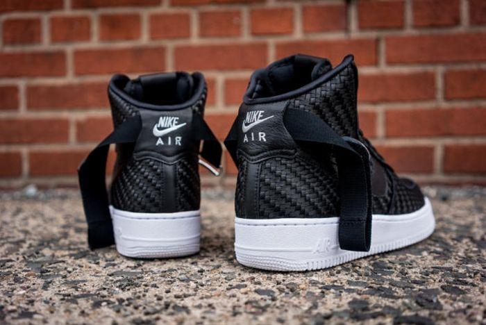 Nike Af1 Black 3