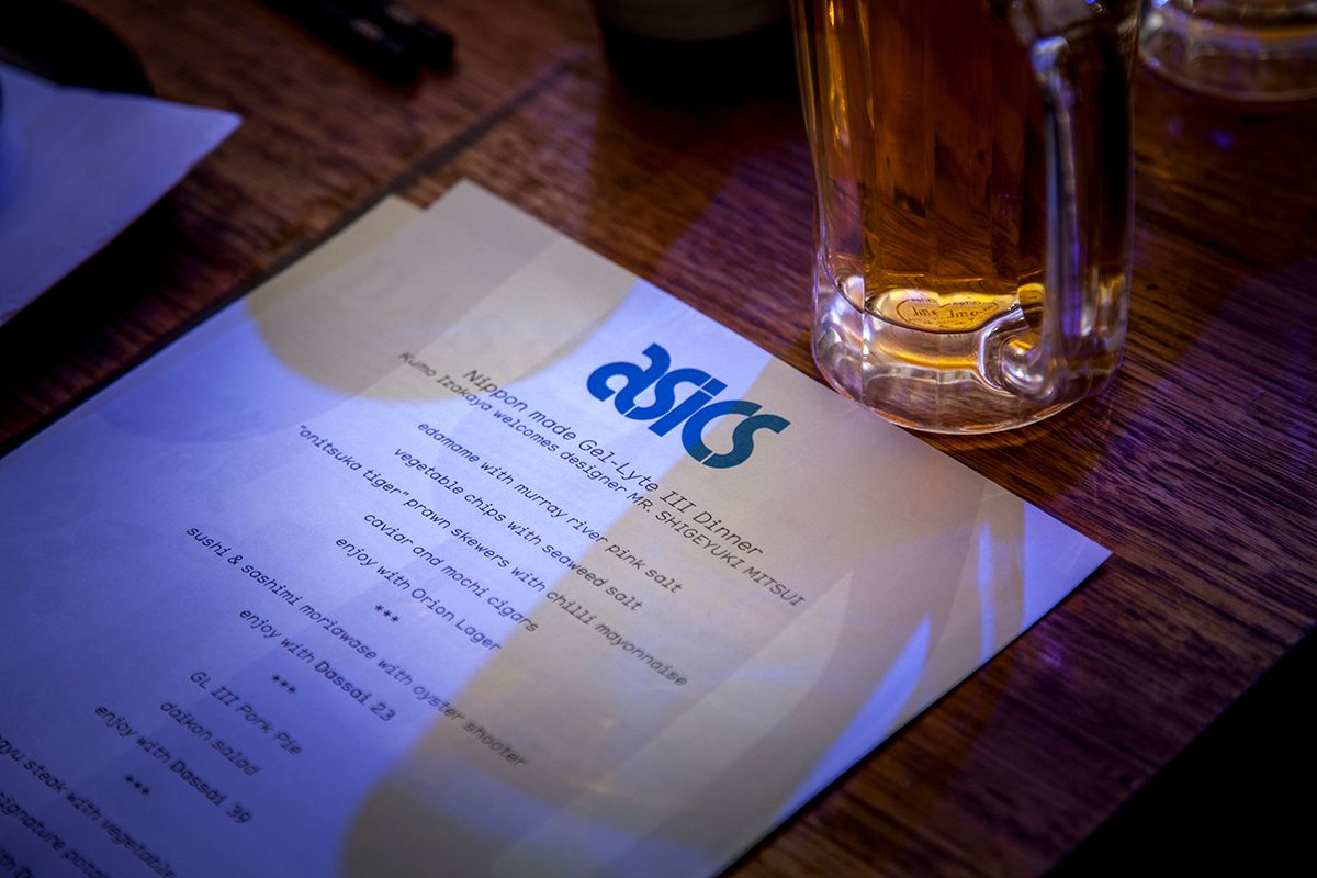 Asics Mij Gl3 Dinner 22