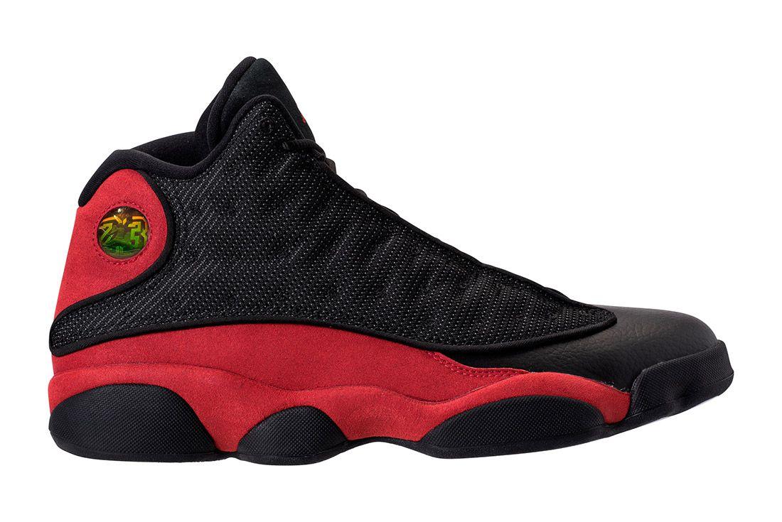 Air Jordan 13 Black Red Bred Retro 6