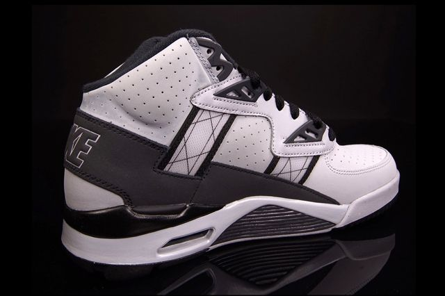 Nike Air Trainer Sc High Wolf Grey Anthracite 1