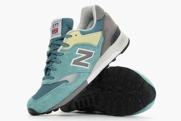 Nb577 Aqua Suede 4