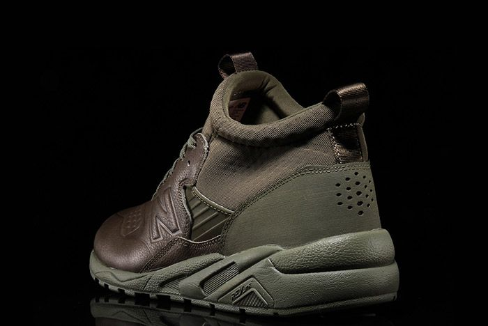 New Balance 580 Outdoor Boot Olive Green 5
