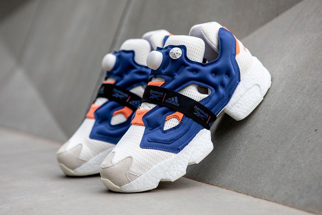 Reebok Adidas Instapump Fury Boost Prototype Sneaker Freaker Pair
