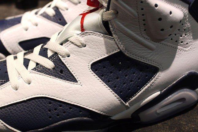 Air Jordan 6 Olympic 3 2