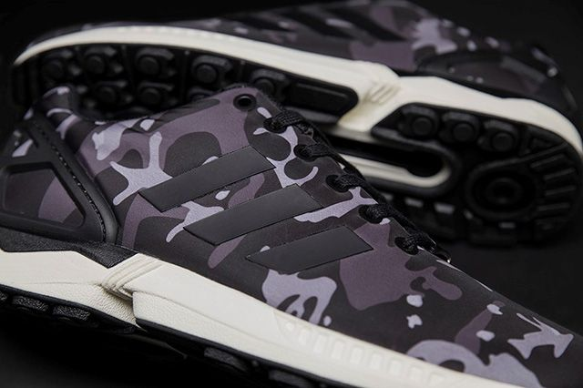 Adidas Zx Flux Sns Exclusive Pattern Pack 14