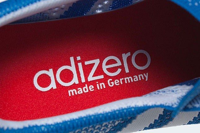 Adizero Made In Germany 1