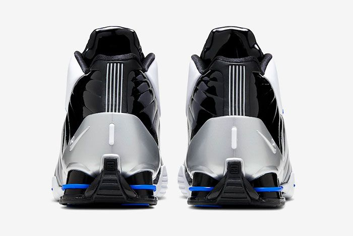 Nike Shox Bb4 At7843 102 Heel