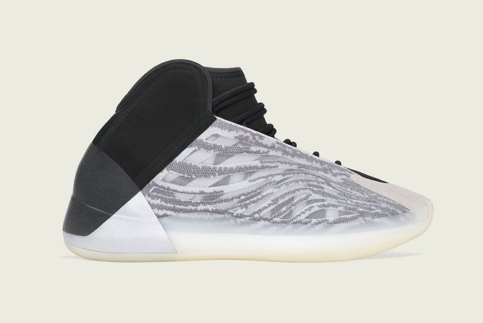 Adidas Yeezy Basketball Quantum Official Images Lateral