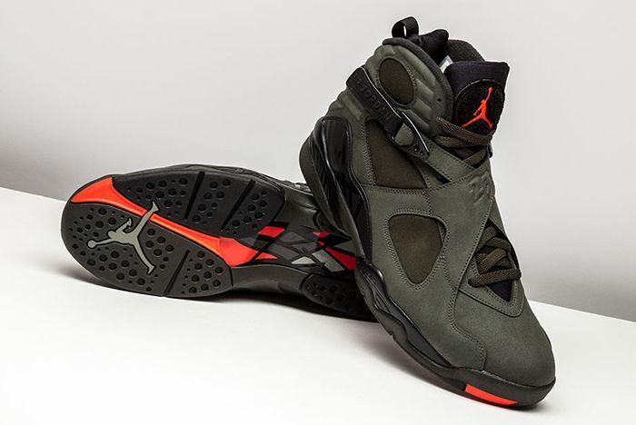 Air Jordan 8 Sequoia13