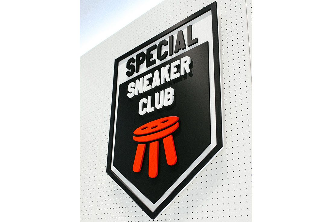 Special Sneaker Club Headquarters Milan In Store Shot8