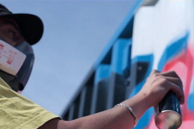 Boxpark Live Graffiti Zombie Dyet Dds 5
