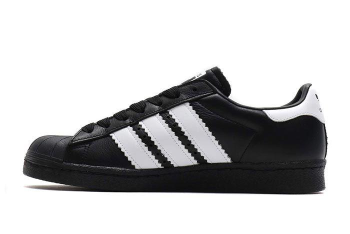 Adidas Superstar 80S Black 2
