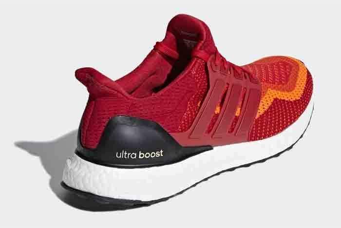 Adidas Ultraboost 2 0 Red 4