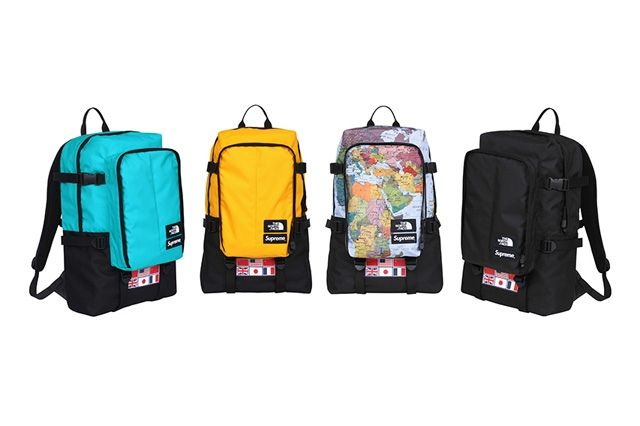 Supreme The North Face 2014 Spring Summer Collection 1