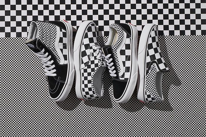 Vans Checkboard Collection 1