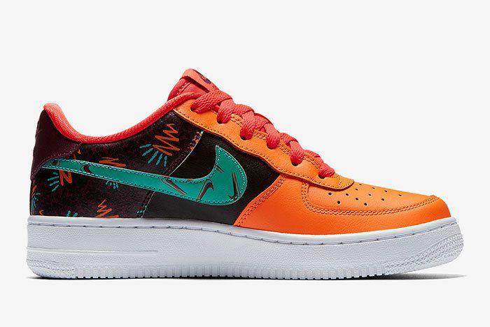 Nike Air Force 1 What The 90S 4 Sneaker Freaker