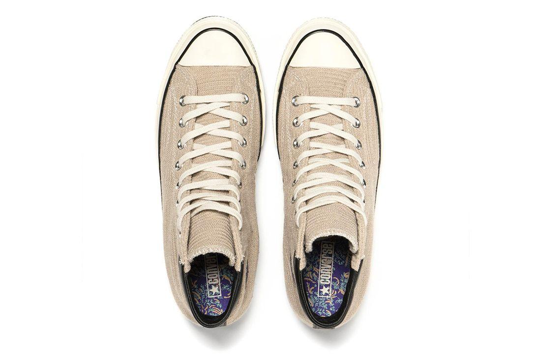 Clot X Converse Release Sneaker Freaker 6