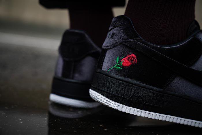 Nike Air Force 1 Rose 2
