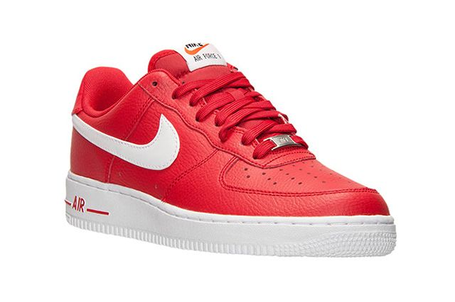 Nike Air Force 1 University Red 2