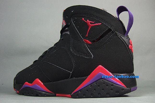 Air Jordan 7 Raptors 2012 08 1