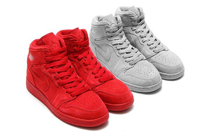 Air Jordan 1 Retro High Suede Pack
