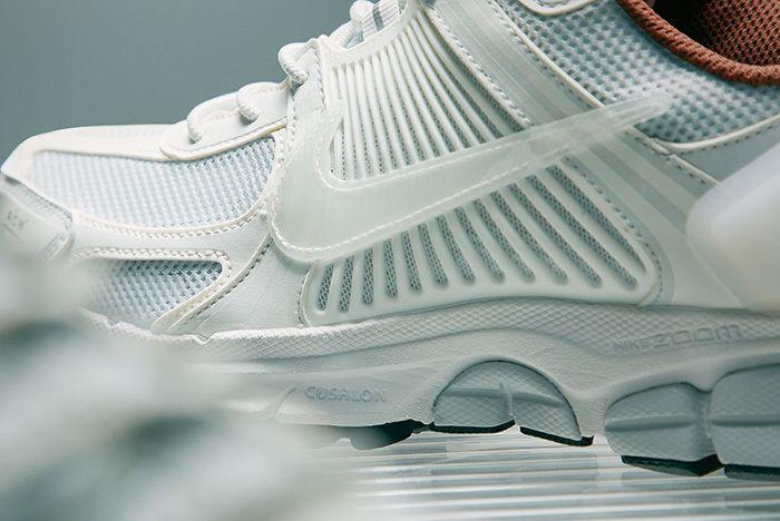A Cold Wall Nike Zoom Vomero 5 Sail Black 6