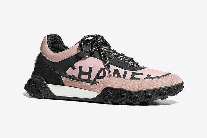 Chanel Nylon Calfskin Sneakers Release Date Price 02