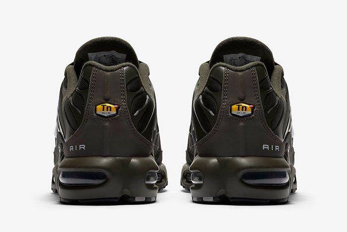 Nike Air Max Plus Olive Cu3454 300 Heels