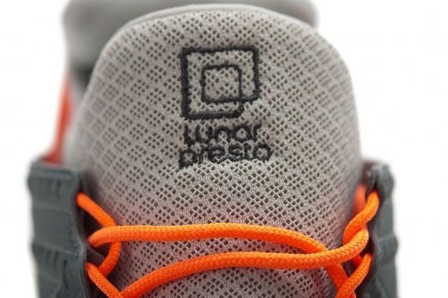 Nike Lunar Presto Stratagrey Orange Front Profile Ed 1