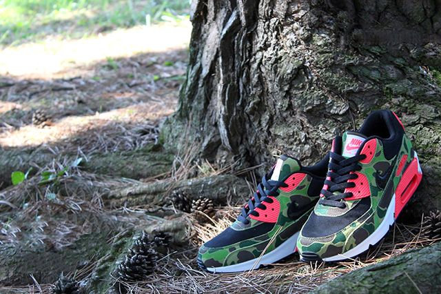 Nike Air Max 90 Prm Duck Infra Camo Pack Atmos Exclusive 6