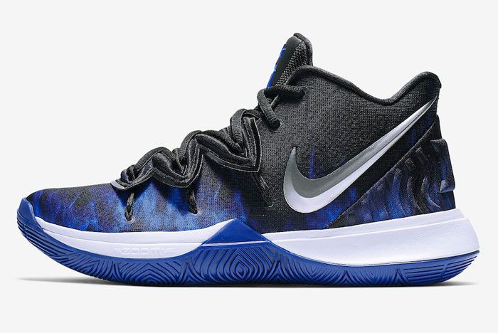 Nike Kyrie 5 Duke Pe Left
