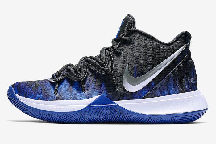 Nike Kyrie 5 Duke Pe Left