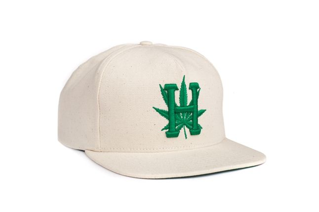 Huf Snoop Snapback Natural Profile 1