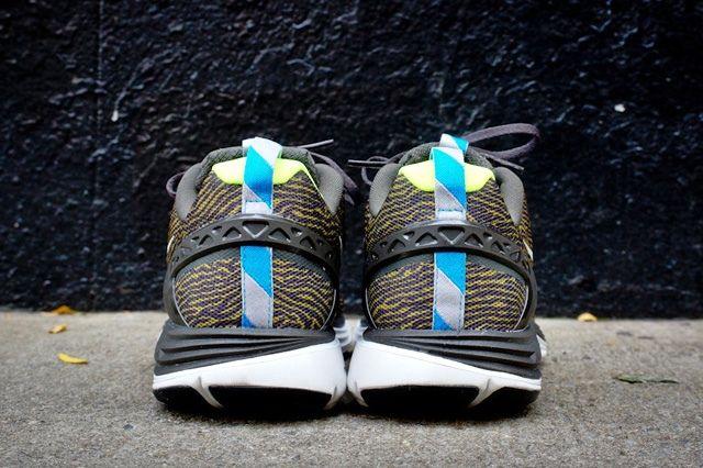 Nike Lunarglide 5 Ext Prm Parachute Gold 5