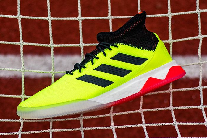 Adidas Predator Tango 18 1 Solar Yellow 1 Sneaker Freaker