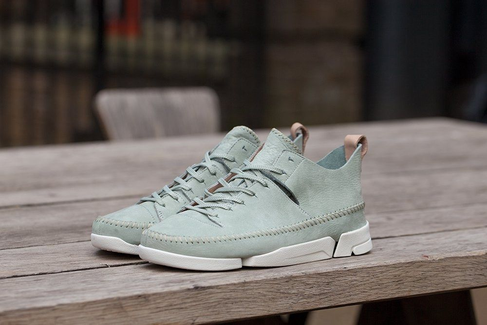 Clarks Sportswear Trigenic Flex Pale Green 11