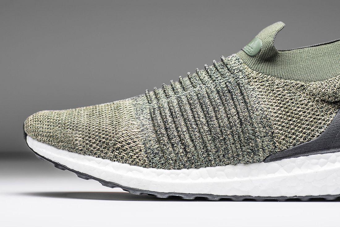 Adidas Ultraboost Laceless Olive Sneaker Freaker 2
