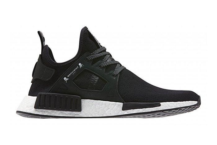 Mastermind Japan Adidas Nmd Xr1 Black 2