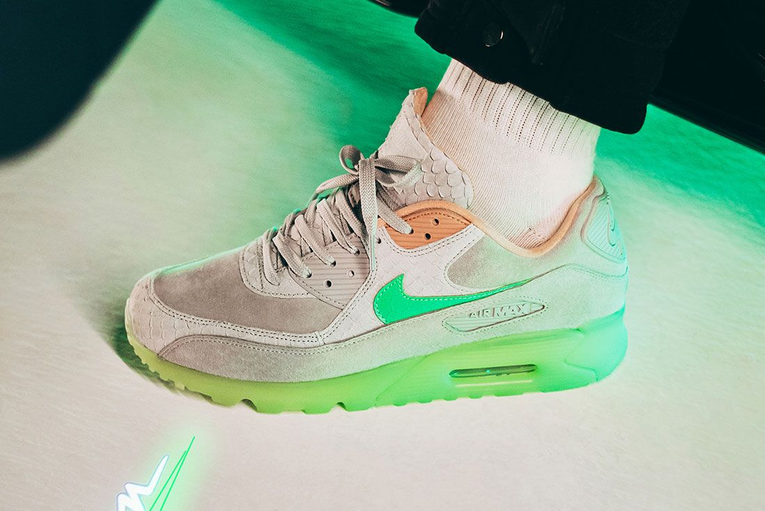 Nike Air Max 90 New Species High Res 18 1 On Foot