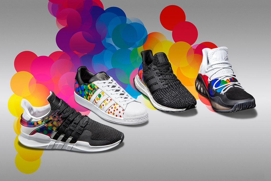 Adidas Pride Pack 20174
