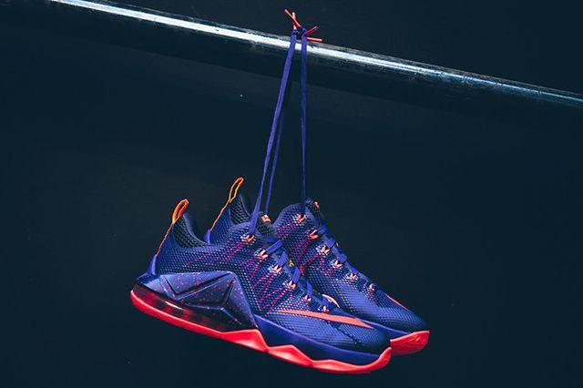 Nike Lebron 12 Low Raptors2