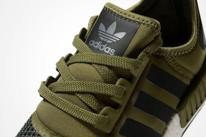 Adidas Nmd R1 Olive 3
